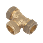 Equal Tee 22mm Pack of 2