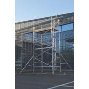 Lyte SF25DW47 Helix Double Width Industrial Tower 4.7m