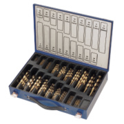 Combination Drill Bit Kit 160 Piece Set