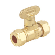Gas Isolating Valve 10mm
