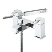 Bristan Quadrato Dual Lever Bath/Shower Mixer Tap