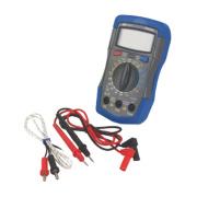 Philex 83002R/S Digital Multimeter with Temperature Probe