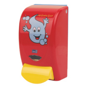 Deb Childrens Soap Dispenser Red 1Ltr