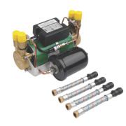 Salamander Pumps Force 30 TU Negative Head Twin Shower Pump bar