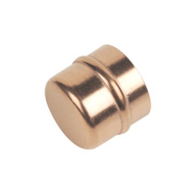 Solder Ring Stop Ends 28mm Pack of 2