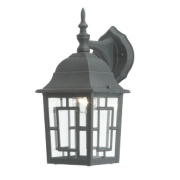 60W Verdigris Effect Wall Light