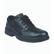 Cat Oversee Safety Shoes Black Size 6