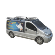 Rhino R511 Roof Rack W: 140cm (CItroen/Fiat/Peugeot)