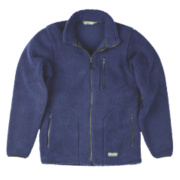 SHERPA JACKET NAVY M