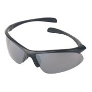 Stanley 10 Base Curve Silver Mirror Lens Safety Specs