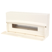 MK 21 Module Surface Metal Consumer Unit
