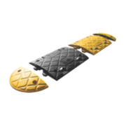 JSP Speed Bumps Black/Yellow- 2 part