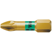 Wera Bi-Torsion Extra Hard Gold Pozi #3 25mm