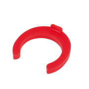 FloPlast Flo-Fit Collet Clips Red 15mm Pack of 50