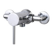 Swirl Essential Manual Shower Mixer Valve Chrome
