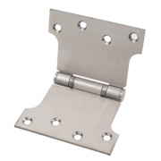 Eclipse Parliament Hinge Satin Stainless Steel 152 x 102mm Pack of 2