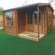 Ringwood Log Cabin 3.6 x 3.6 x 2.5m