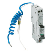 MK Sentry 45A 30mA SP Type B Curve RCBO