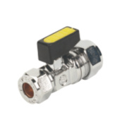 Mini Ball Valve 15 x 10mm
