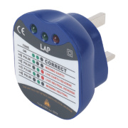 LAP MS6860D Socket Tester