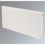 Kudox Premium Type 21 Compact Double Panel Radiator White 500 x 2400mm