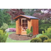 Shiplap Summerhouse 2.1 x 1.5 x 2.1m