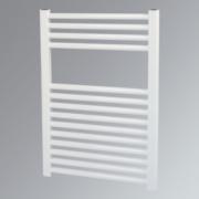 Kudox Flat Towel Radiator White 700 x 500mm 322W 1099Btu