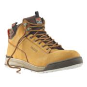 Scruffs Switchback Safety Boots Tan Size 11