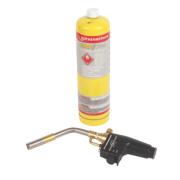 Rothenberger Super Fire Torch & Map Pro Gas Cylinder