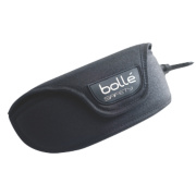 Bolle Semi-Rigid Spectacle Case Black