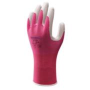 Showa Best 370 Floreo Nitrile Gloves Pink Medium