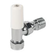 Terrier Lockshield Valve 15mm x ½