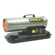 Stanley ST-70T-KFA-E Black / Silver / Yellow Paraffin Forced Air Heater kW
