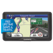Garmin Dezl 760LMT-D Sat Nav with UK & Ireland Maps