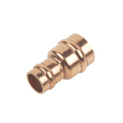 Solder Ring Reducing Coupler 15 x 10mm