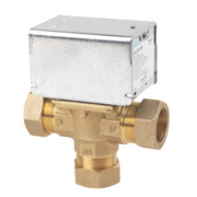Honeywell V4073A 3 Port Motorised Valve 28mm