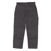 Scruffs Worker Trousers Black 36