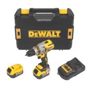 DeWalt DCD932P2 14.4V 5.0A Li-Ion XR Brushless Drill Driver