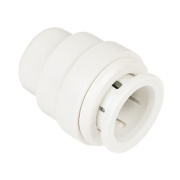 JG Speedfit Stop End 15mm Pack of 2