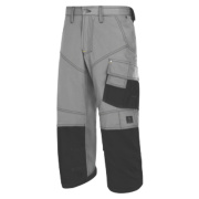 Snickers Pirate Shorts Grey / Black 33