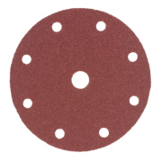 150mm Sanding Disc 120 Grit Pack of 10