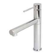 Swirl Essential Mono Mixer Kitchen Tap Chrome