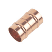 Straight Coupling 15mm Pack of 10