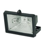 Security Floodlight 120W Black 2500Lm
