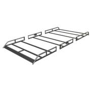 Rhino R580 Modular Roof Rack Twin Doors SWB/Toyota Hi-Ace