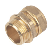 Male Coupler 28mm x 1