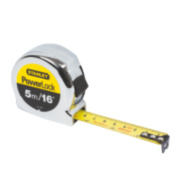 Stanley Powerlock Tape Measure 5m/16ft x 19mm