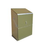 Trimetals Senturion 247LP Gas Cylinder Store 1.1m x 0.6m x 1.5m