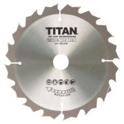 Titan TCT Circular Saw Blade 16T 150 x 10/12.75/20mm