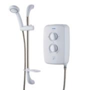 Triton T70gsi Manual Electric Shower White 8.5kW